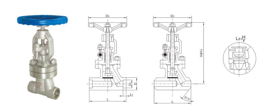 焊接截止阀节流阀结构图.jpg