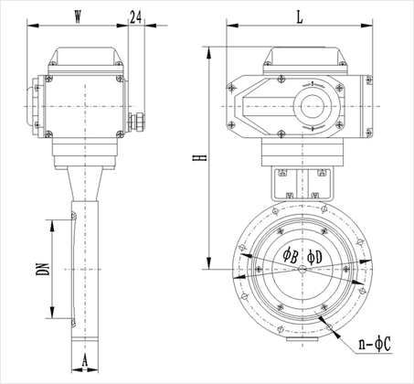GID-A型系列电动高真空蝶阀结构图.jpg