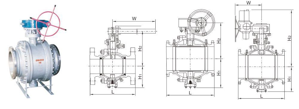 API铸钢固定球阀结构图.jpg