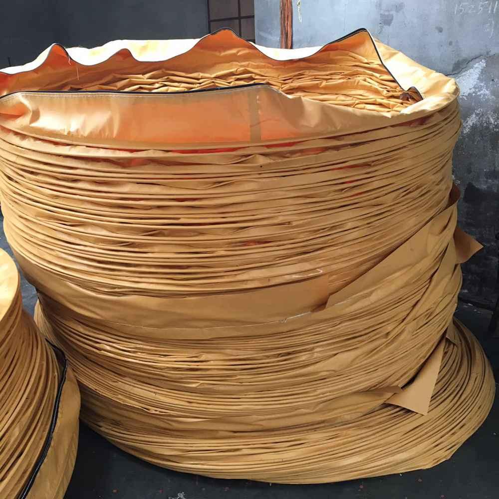 矿用阻燃风筒布