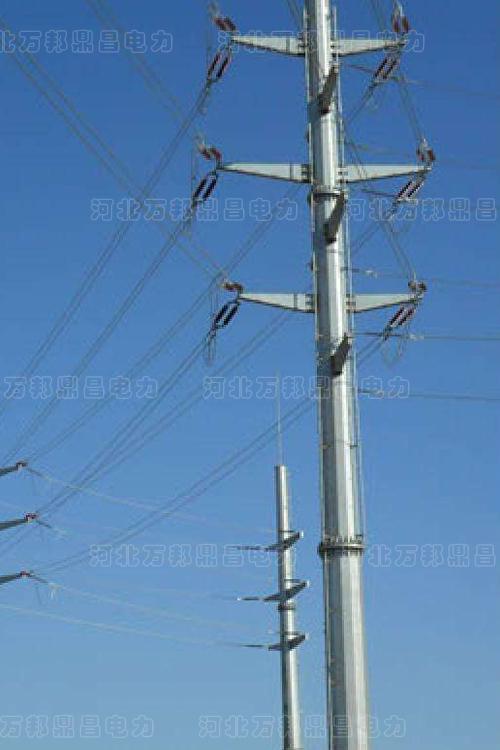 35KV电力钢杆
