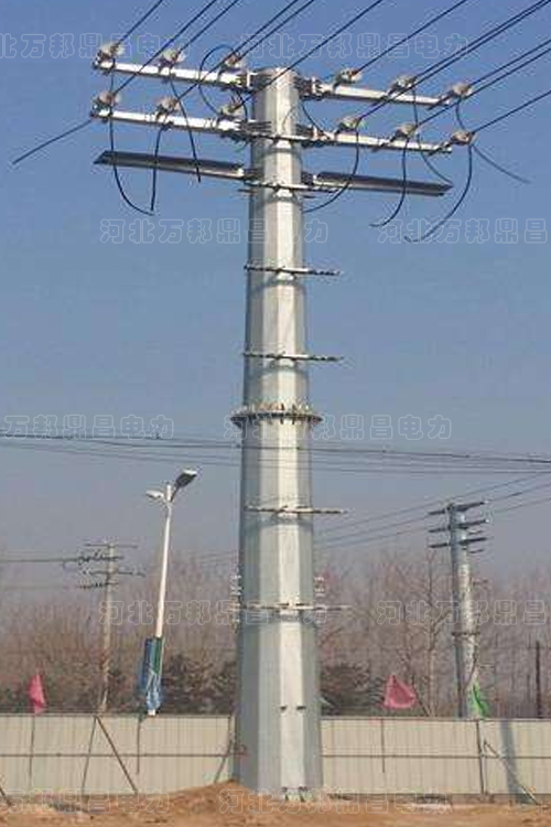 電力鋼桿廠家-河北萬邦鼎昌電力設備有限公司
